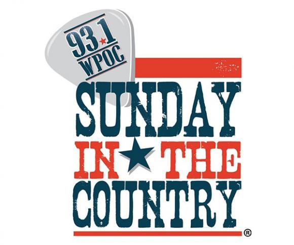 Wpoc: Sunday In The Country at Merriweather Post Pavilion