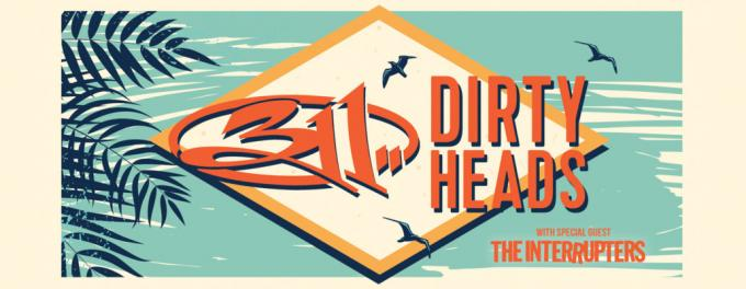 311 & The Dirty Heads at Merriweather Post Pavilion