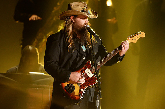 Chris Stapleton at Merriweather Post Pavilion