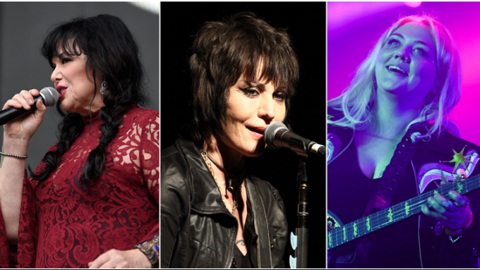 Heart, Joan Jett and the Blackhearts & Elle King at Merriweather Post Pavilion