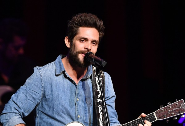 Thomas Rhett, Dustin Lynch & Russell Dickerson at Merriweather Post Pavilion