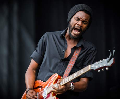 Gary Clark Jr. at Merriweather Post Pavilion