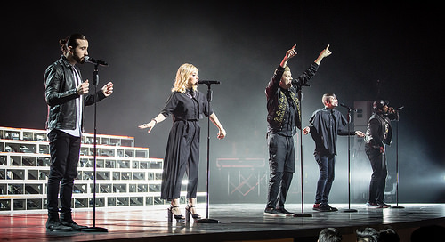 Pentatonix at Merriweather Post Pavilion