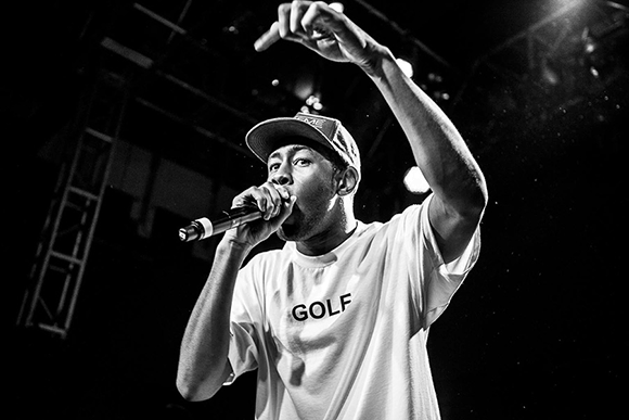 Tyler The Creator at Merriweather Post Pavilion