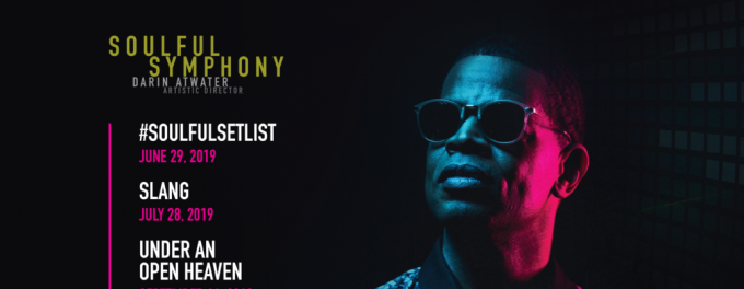 Soulful Symphony: #Soulfulsetlist at Merriweather Post Pavilion