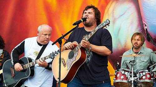 Tenacious D at Merriweather Post Pavilion
