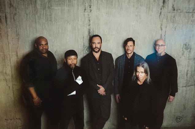 Dave Matthews Band at Merriweather Post Pavilion