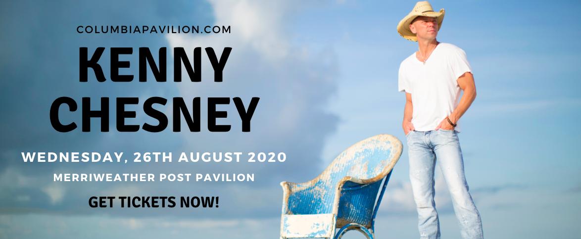 Kenny Chesney at Merriweather Post Pavilion