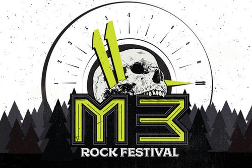 M3 Rock Festival - 3 Day Pass at Merriweather Post Pavilion