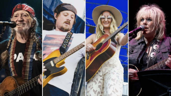 Outlaw Music Festival: Willie Nelson, Sturgill Simpson, Nathaniel Rateliff & Gov't Mule at Merriweather Post Pavilion