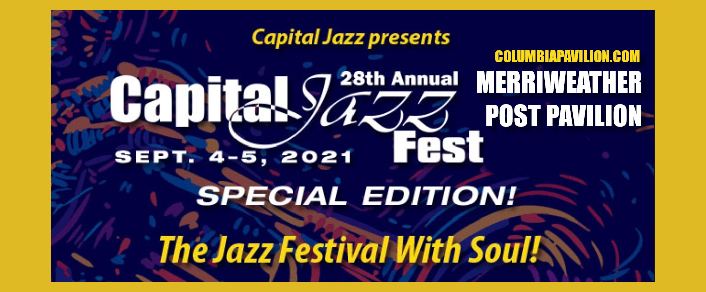 Capital Jazz Fest: Lalah Hathaway, Will Downing & Marcus Miller -  Saturday Pass at Merriweather Post Pavilion